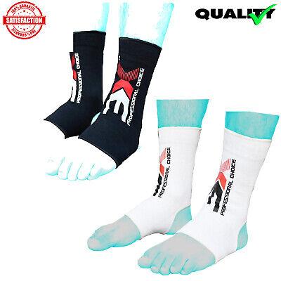 Focoso Caviglia Piede Supporto Brace Pad Muay Thai Kick Bendaggio Piede Arti Marziali Formazione-