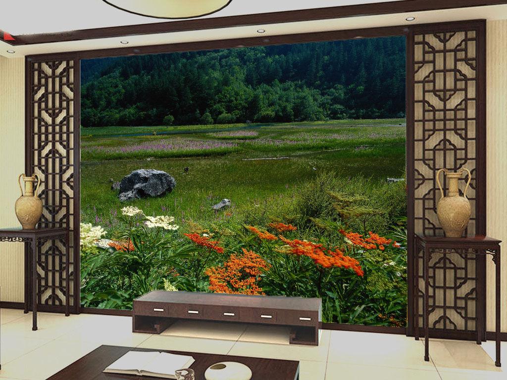 3D Gras Safran 6868 Fototapeten Wandbild Fototapete BildTapete Familie DE