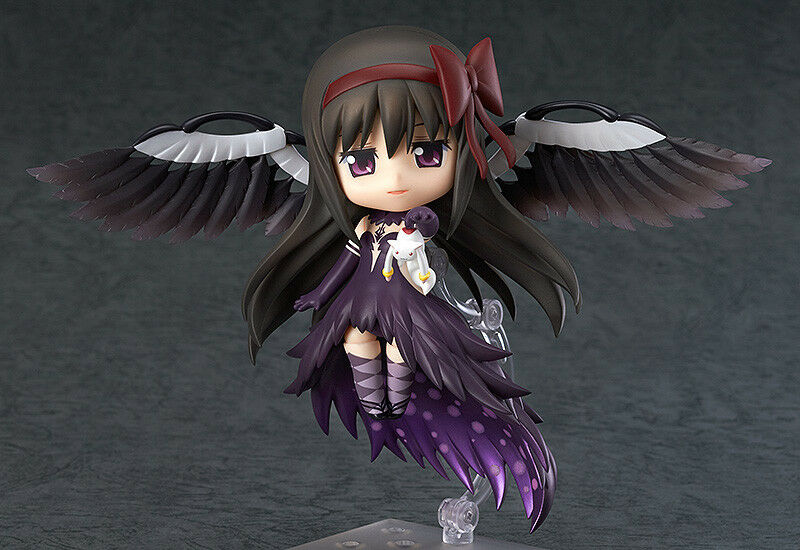 Nendoroid Devil Homura from Madoka Magica, imported from Japan