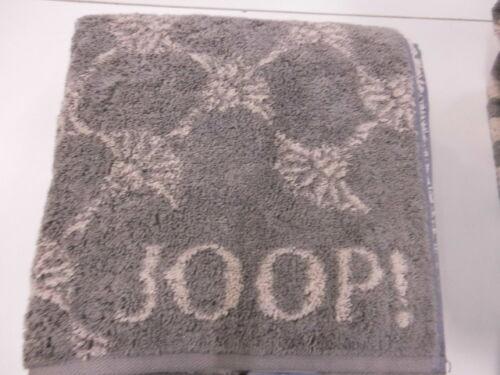 Joop XXL Saunatuch//Strandtuch 80 x 200 cm Classic Cornflower 1611 FB 70 graphit