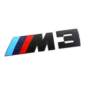 hot black m3 logo car emblem decal sticker car badge for bmw 320 325 rh ebay com  bmw m3 colors