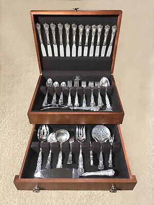 5 PIECE STERLING FLATWARE TABLE SETTING SOVEREIGN GORHAM 7 SETS AVAIL
