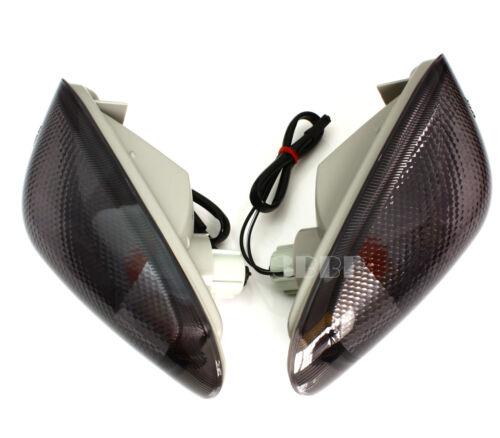 eMark cert Suzuki Katana GSX600F GSX750F Smoked Front Indicator Blinker 08F00