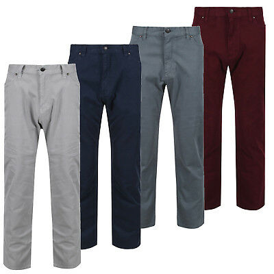 Marks /& Spencer Mens Pure Cotton Classic Corduroy Trousers New M/&S Cord Pants