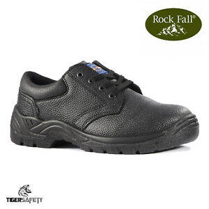 Work Boots & Shoes Clothing, Shoes & Accessories Rock Fall Pro Man Orlando Tc35c S3 Honey Nubuck Steel Toe Cap Work Safety Boots