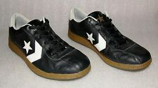 Men's Black Leather Converse 3Y 06 04 One Star Casual Athletic Shoes Size 11.5