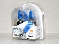 Nokya 7000k 65/45w Arctic White 9004/HB1 Halogen Headlight High/Low Beam Bulbs A