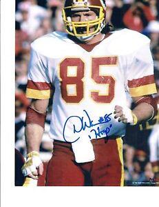 Signed-8x10-Don-Warren-Washington-Redskins-Autographed-photo-w-COA