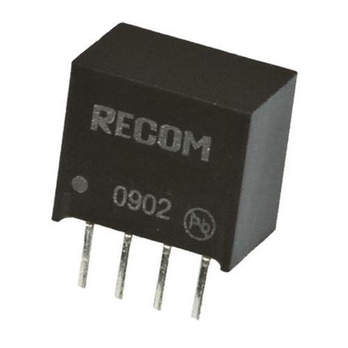 I//O isolation 1KV DC V-IO 5V dc 1 x Recom Isolated DC-DC Converter RI-0505S//P