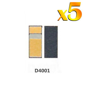 5-x-Para-Apple-iPad-Air-2-LCD-Backlight-Diode-IC-Chip-D4001-6th-Gen-A1566-A1567