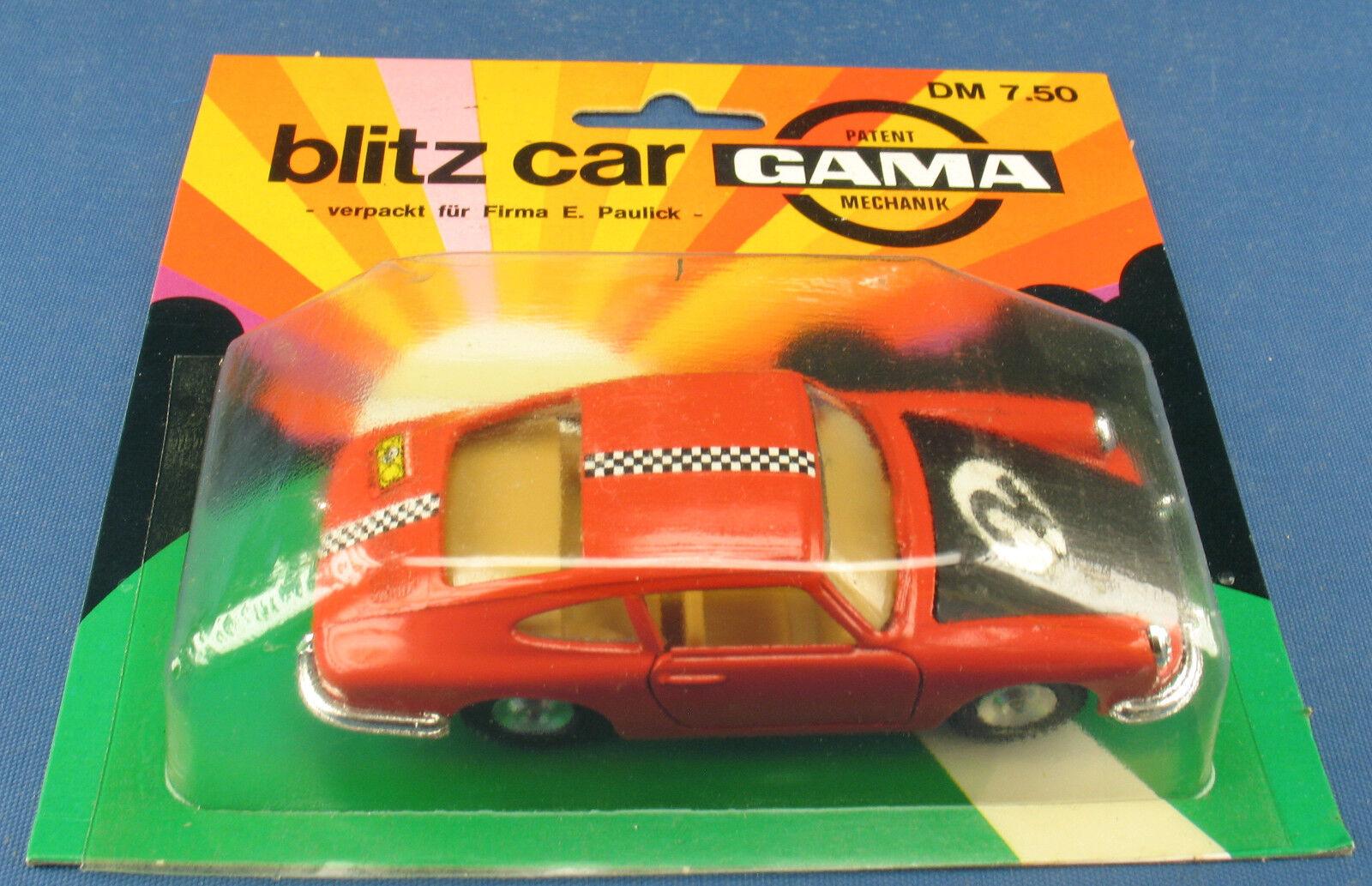 Gama Mini 973-Porsche  911 - 1 42 - 500 Mile Race Decal-nouveau in Original Box-Model voiture  bonnes offres