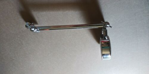 Shower Head With Adjustable Arm Polished Crome New in box