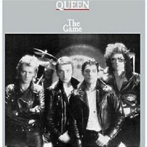 Queen-THE-GAME-2011-Remastered-CD-NUOVO