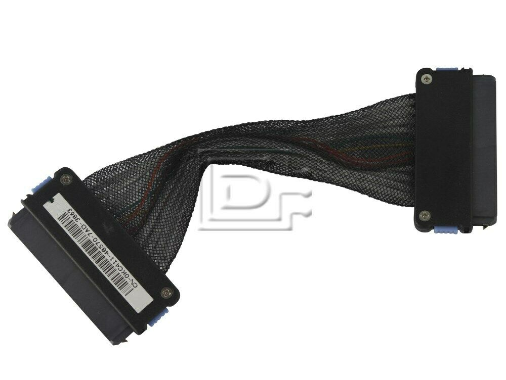 Dell KC411 SAS Backplane to Controller Cable 6in / 15cm