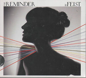 The-Reminder-By-Feist-CD-NEU-So-Sorry-I-Feel-It-All-My-Moon-My-Man-The-Park