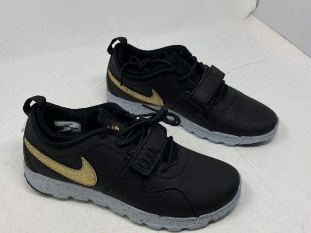 Nike SB Trainerendor QS Black Gold