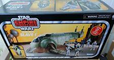 "Star Wars Vintage Collection 3.75/"" Boba Fett SLAVE 1 Han Solo Carbonite en Stock"