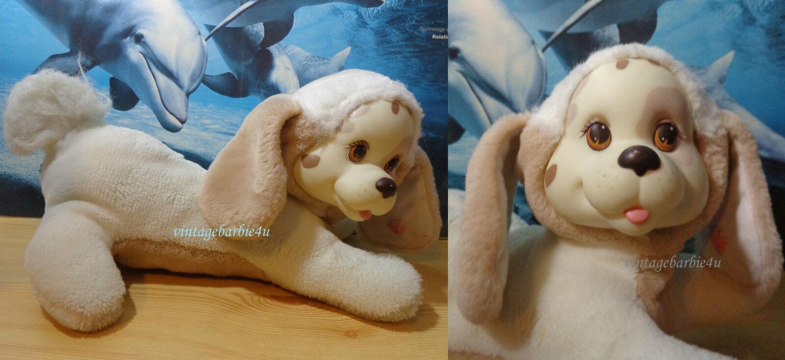 Vintage Hasbro Puppy Surprise Mother Dog Plush Original Early Version