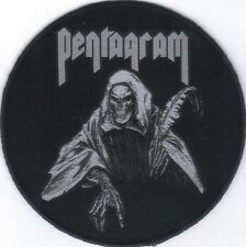 PENTAGRAM (USA) - Reaper - Woven Patch / Aufnäher