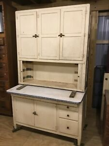 48-inch Hoosier Highboy Kitchen Cabinet-80 plus inches ...