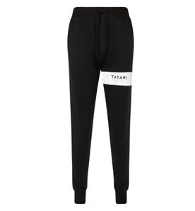 TATAMI ORIGINAL Pantalon De Survêtement Noir Survêtement BOTTOMS Pantalon Décontracté No-Gi Jujitsu MMA