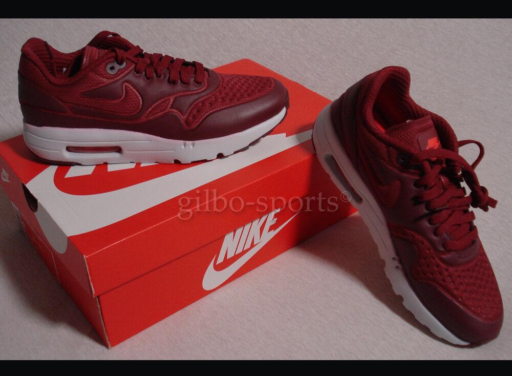 Nike Air Max 1 Ultra SE Team rot Bordeaux Gr. 40  Neu 845038 601 Wahr