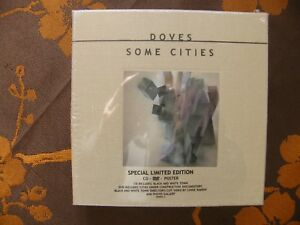 BOX-SET-LIMITED-EDITION-CD-DVD-POSTER-DOVE-Some-Cities-EMI-2005-NEUF