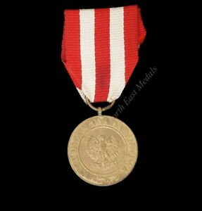 Details about Polish WW2 Victory and Freedom Medal