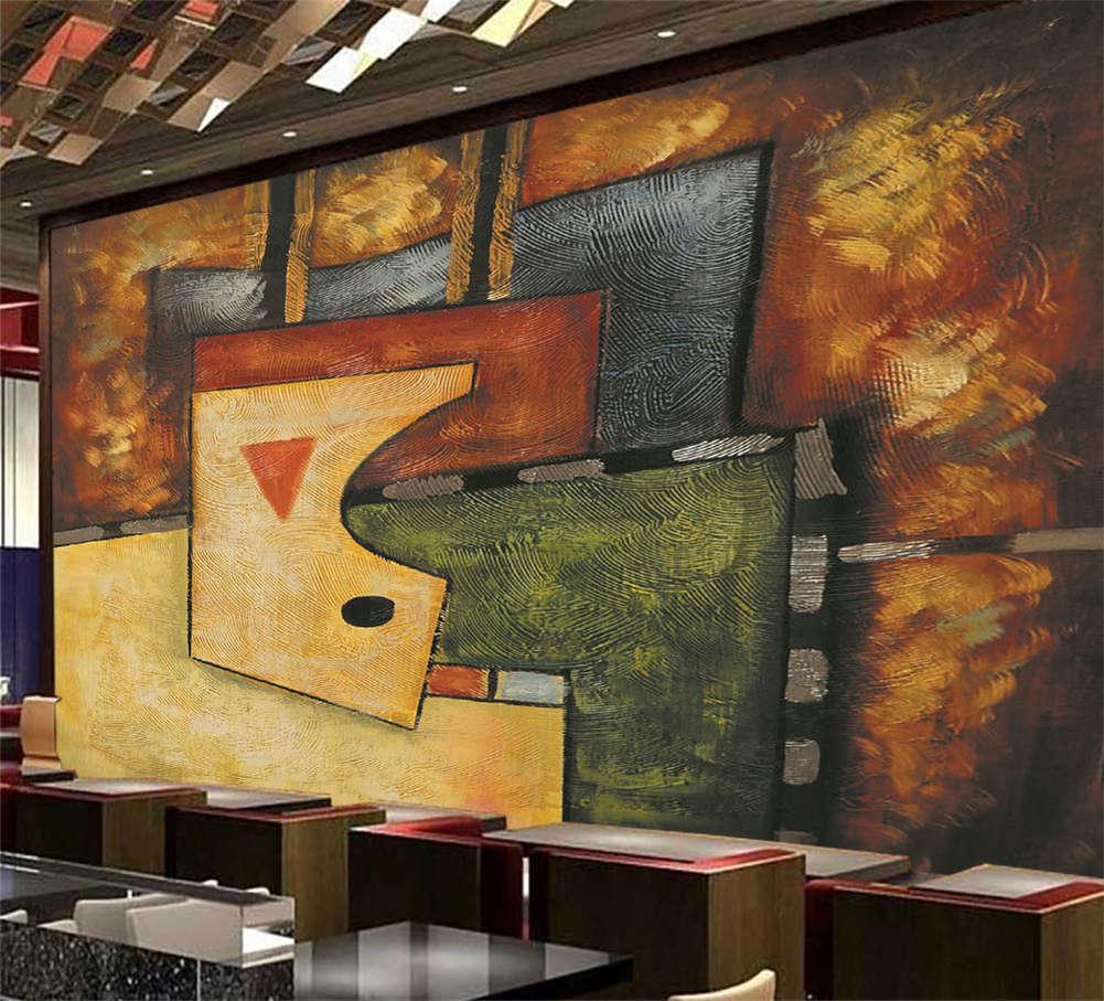 Artistic Painting 3D Full Wall Wall Wall Mural Photo Wallpaper Printing Home Kids Decor b9ad15