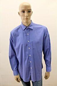 Camicia-RALPH-LAUREN-Uomo-Chemise-Shirt-Man-Taglia-Size-16-e-mezzo