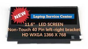 "HP 3105M LAPTOP LED LCD Screen 629775-001 LTN116AT02 11.6/"" WXGA HD Bottom Right"