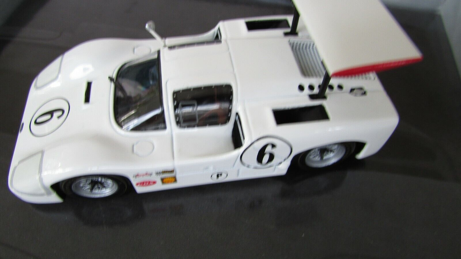 Minichamps 1 43 1967 Chaparral 2 F CHEVY 427 V8 Sebring 12 Jim Hall Mike Spence