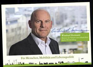 Original, Nicht Zertifiziert Gehorsam Winfried Hermann Autogrammkarte Original Signiert ## Bc 39545 In Verschiedenen AusfüHrungen Und Spezifikationen FüR Ihre Auswahl ErhäLtlich Autogramme & Autographen
