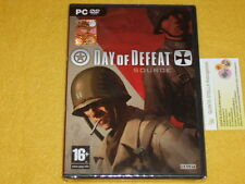 DAY OF DEFEAT SOURCE x PC NUOVO SIGILLATO NEW FACTORY SEALED ...GUERRA By VALVE