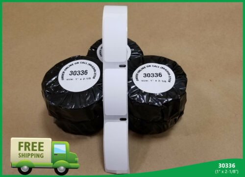 8 Rolls of 500 Multipurpose Labels for DYMO® LabelWriters® 30336