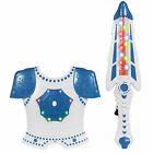 Kids Toy Sword and Armor Pretend Playset Set Lights & Sound Great Gift