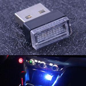 1Pc-Mini-USB-bleu-LED-Voiture-interieur-lumiere-ambiance-neon-lampe-Ambiante