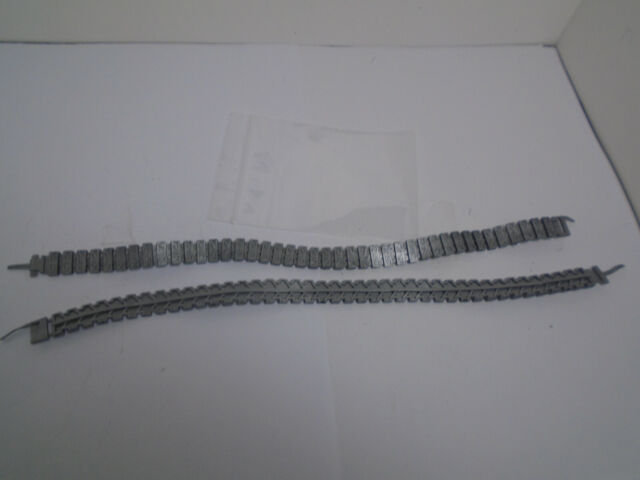 Dinky Corgi  replacement tracks pair ie x2 tracks