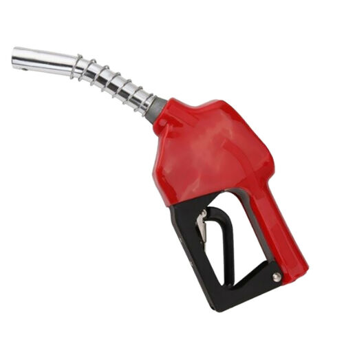 45cm Edelstahl Zapfpistole Automatik Diesel Pumpe AD Blue Heizöl Tankstelle