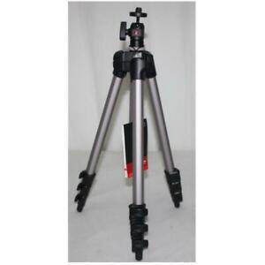 Manfrotto-MK393-PD-55-034-1-1KG-2KG-Aluminum-Tripod-w-Photo-Kit-Brand-New-Jeptall