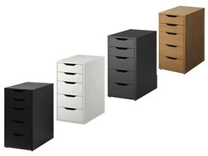 Image Is Loading Ikea Alex Drawer Unit 36x70cm Various Colours Business