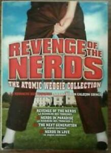 Revenge-of-the-Nerds-The-Atomic-Wedgie-Collection-4-Films-4-Disc-Set-Region-1
