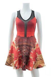 Philipp-Plein-Colourful-Life-Flared-Mini-Dress-Multi-RRP