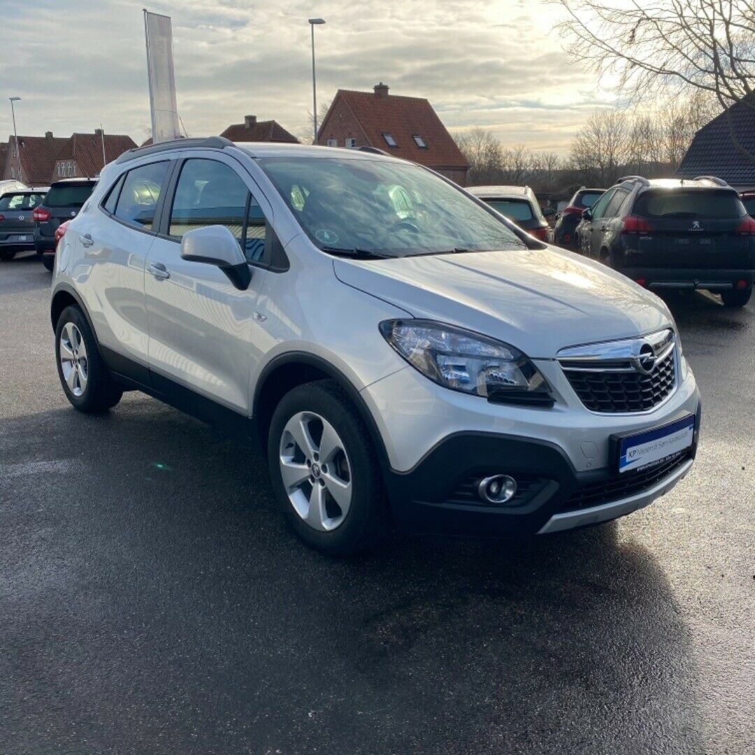 Opel Mokka 1,6 CDTi 136 Enjoy 5d - 129.900 kr.