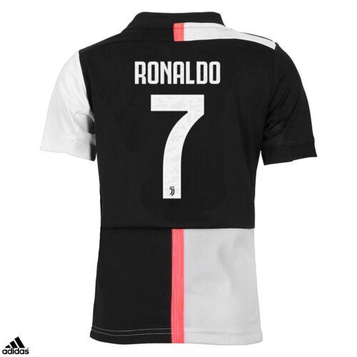 Nuova Maglia Juventus Home Ronaldo CR7 Campionato 2019//20 Mini Kit Neonato