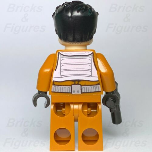 Star Wars LEGO® Poe Dameron Resistance Fighter Pilot Minifig Episode 7 Genuine