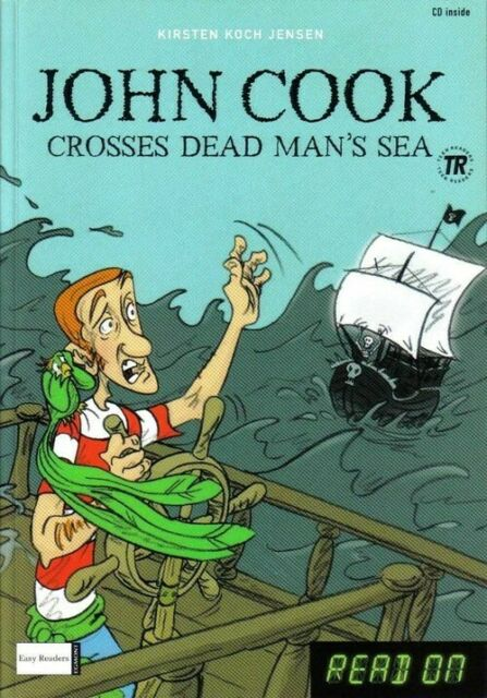 JOHN COOK CROSSES DEAD MAN'S SEA /MAKES CHILLI SAUCE+CD. NUEVO. Envío URGENTE