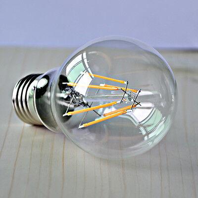 Vintage E27 Edison Bulb LED Lamp Retro Filament COB Light 110V 220V Screw Globe
