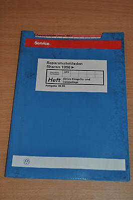 Zündanlage Werkstatthandbuch Reparaturleitfaden Aromatischer Charakter Und Angenehmer Geschmack Vw Sharan 1996 Simos Einspritz Auto & Motorrad: Teile