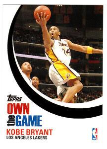 2007-08-TOPPS-OTG8-KOBE-BRYANT-OWN-THE-GAME